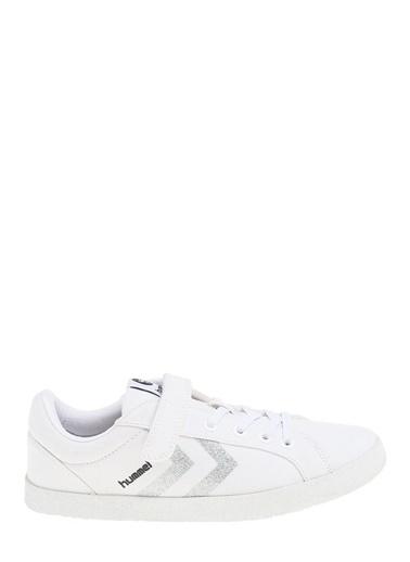 Hummel Kız Çocuk Agoptos Spor Ayakkabı E65139-9001 Beyaz